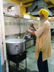 Day 1 India Sikha