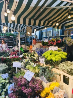 Colombia Road Flower Market 2