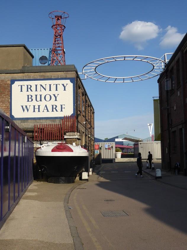 Trinity Buoy Wharf 3