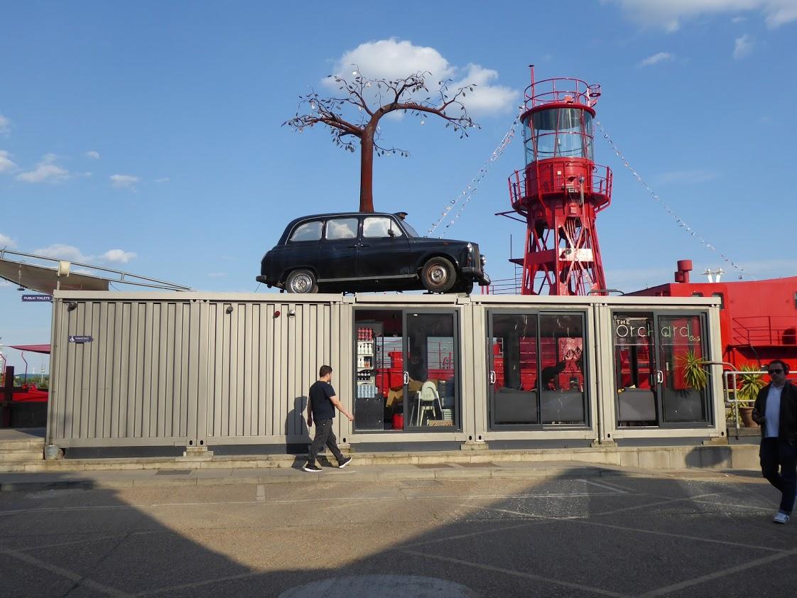 Trinity Buoy Wharf 4